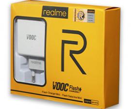شارژر Realme مدل SUPERVOOC برای تایپ سی