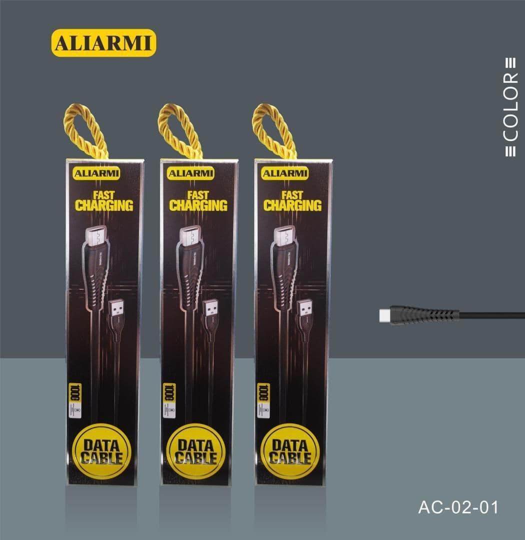 کابل شارژ فست اندروید ALLARMI مدل AC-02