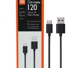 کابل یو اس بی شیائومی Mi USB Cable 120cm اندروید