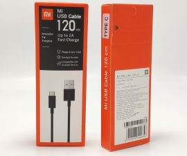 کابل یو اس بی شیائومی Mi USB Cable 120cm تایپسی